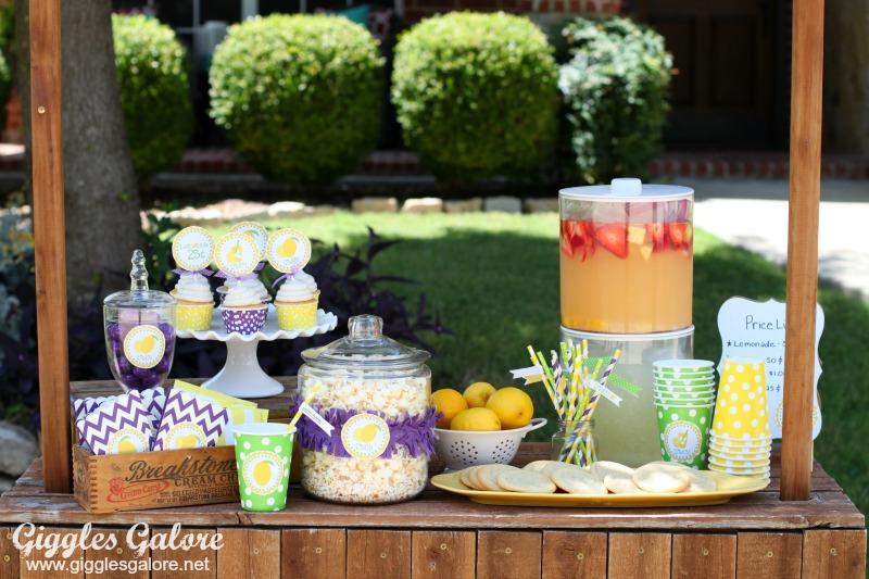 Lemonade Stand Tips
