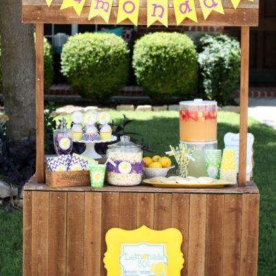 Lemonade for Livy Lemonade Stand