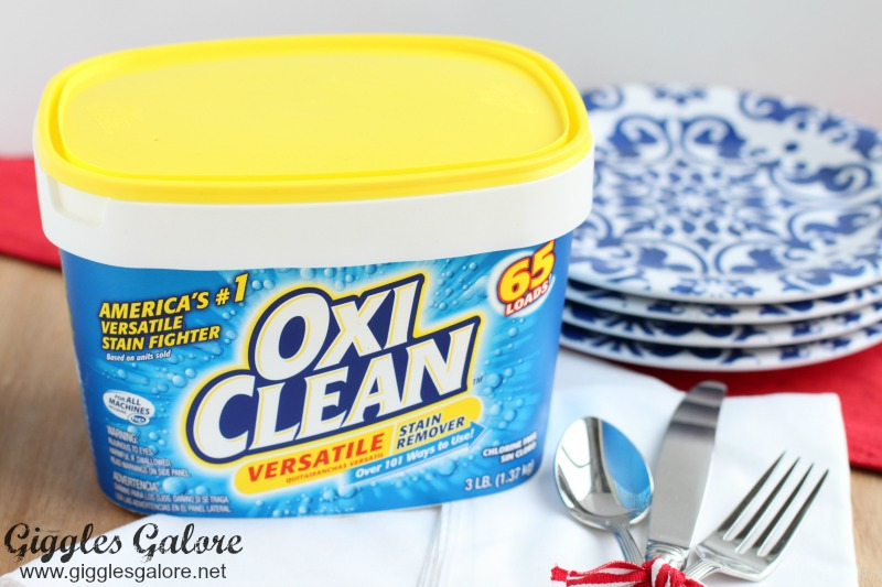 OxiClean Versatile Stain Remover 2