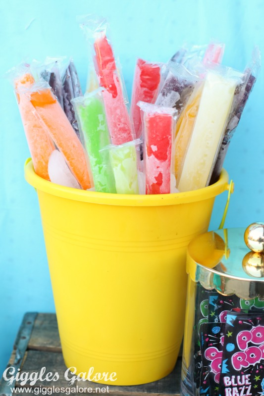 Party Popsicles