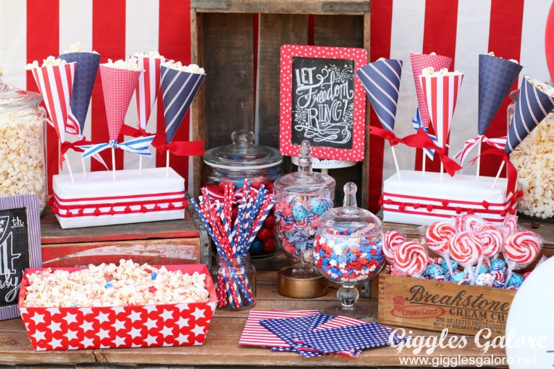 Patriotic Popcorn Bar_GG