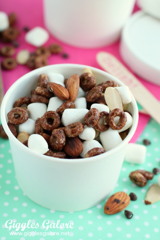 Rocky Road Trail Mix for Kids