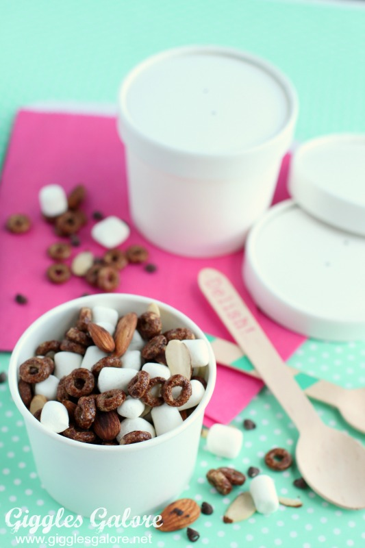 Rocky Road Travel Trail Mix