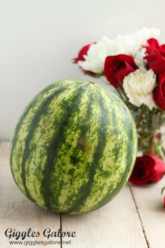 Small Watermelon for Watermelon Vase