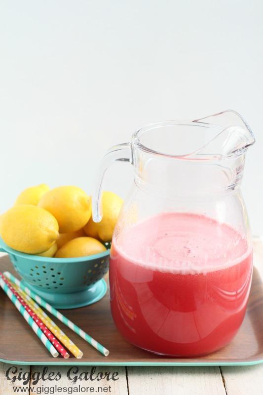 Watermelon Lemonade_Watermelon Juice