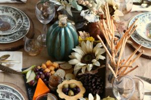 Fall Entertaining: Harvest Dinner Party