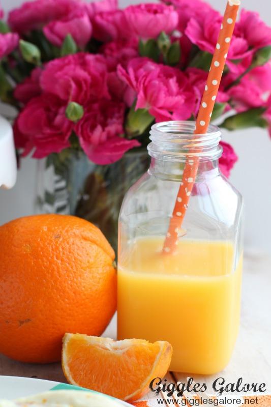 Morning Orange Juice