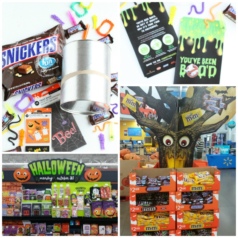 Boo Kit Supplies at Walmart