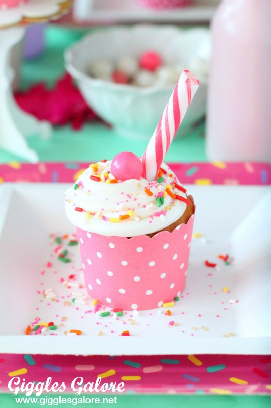 Cupcake Wars Decorated Cupcake_GG