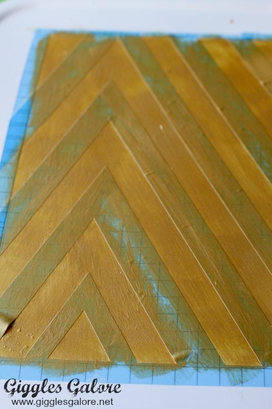 DecoArt Metallic Soft Gold Paint