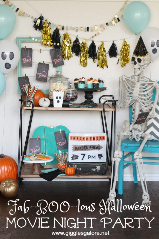 9c4c5f3c Fab-BOO-lous Halloween Party And Boo Kits - Giggles Galore
