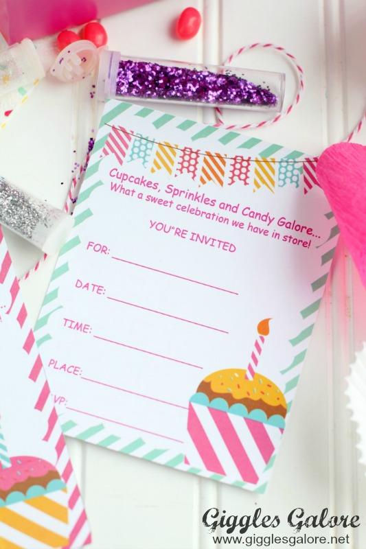 Fill In the Blank Cupcake Invitation_GG