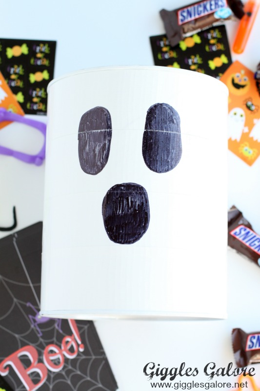 Ghost Treat Bucket