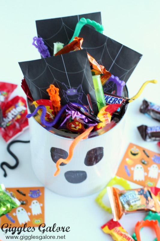 Halloween BOO It Forward BOO Kit Goodies