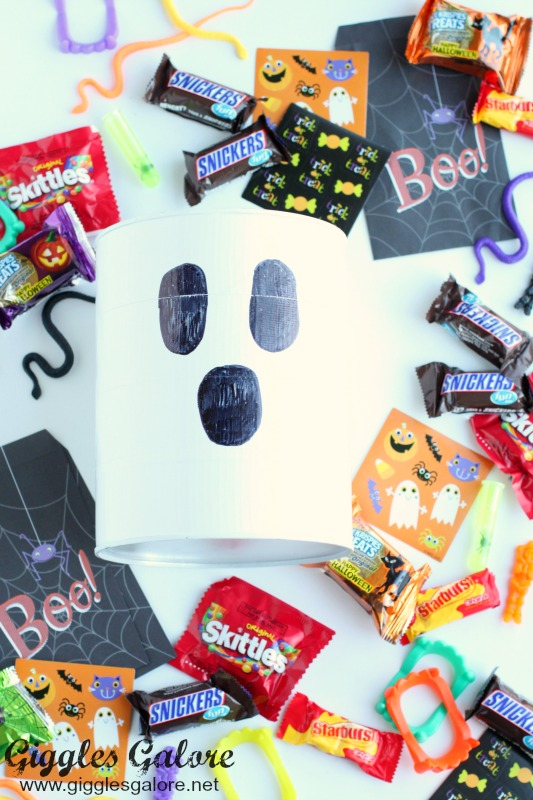 Halloween BOO Kit with treats