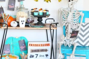 Fab-BOO-lous Halloween Party And Boo Kits