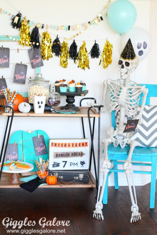 Halloween Boo Party
