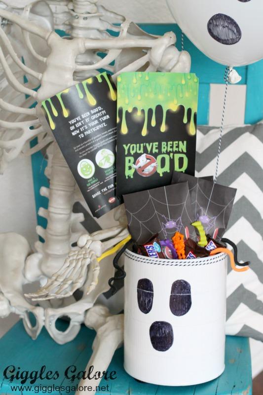 Halloween Fab-BOO-lous Boo Kit