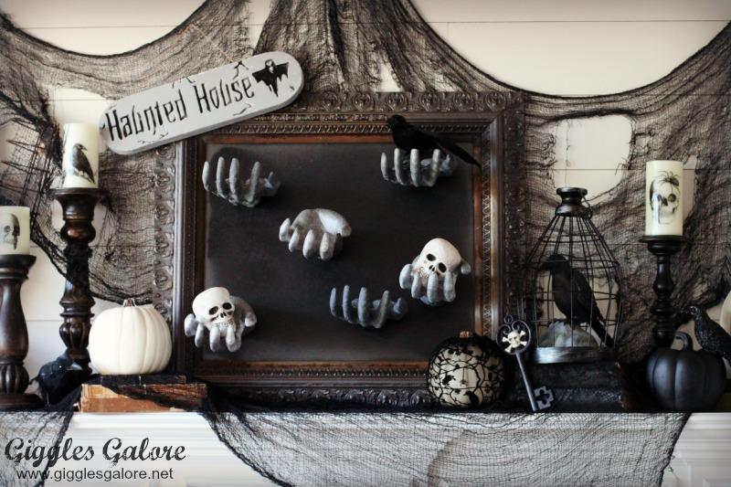 50 Diy Indoor Halloween Decoration Ideas House Of Ideas