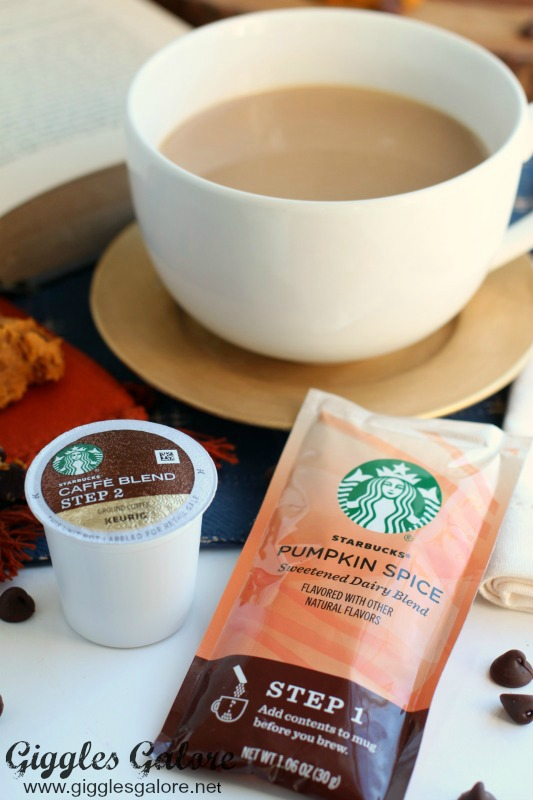 Starbucks Pumpkin Spice Coffee at Home
