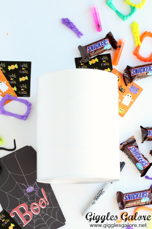 White Duct Tape Boo Kit