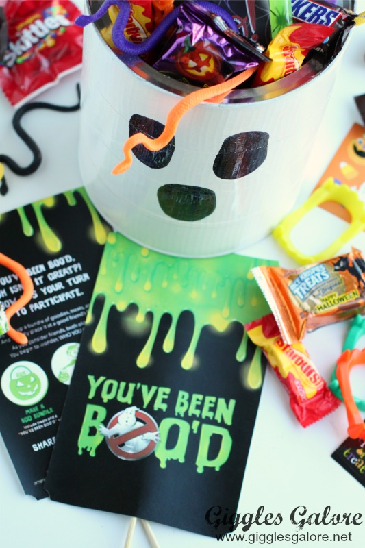 You've Been BOO'd BOOItForward Printable