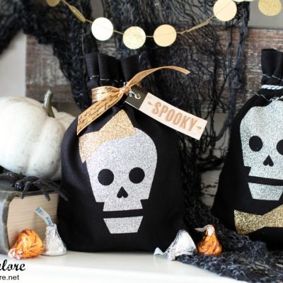 Halloween Teacher Gift + Cricut Explore Air 2 Review