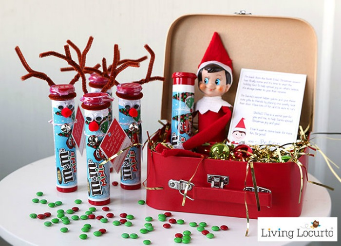 Random Acts of Kindness, Elf on the Shelf Ideas via Giggles Galore