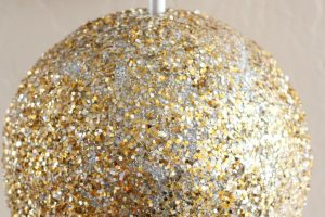 DIY New Years Eve Ball Drop