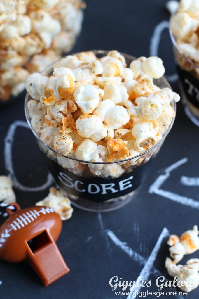 Buffalo Ranch Popcorn by Mariah Leeson