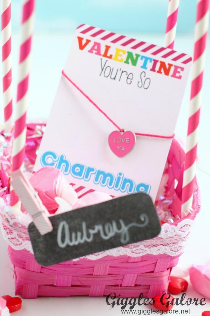 Hot Air Balloon Valentine Box Giggles Galore
