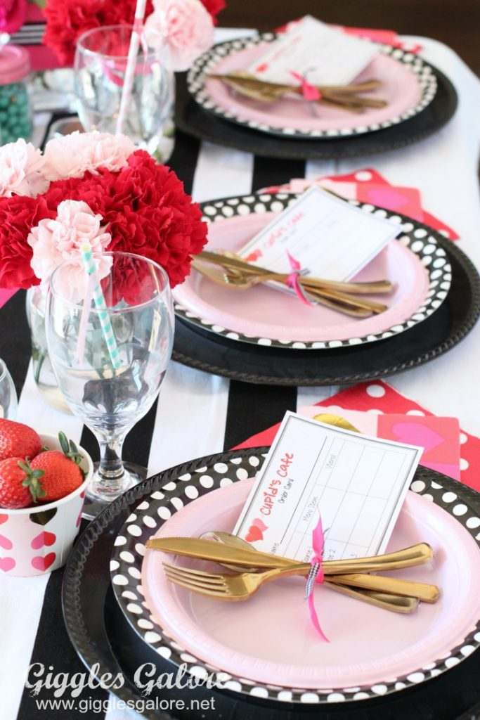 Cupid's Cafe Valentine's Day Dinner by Mariah Leeson