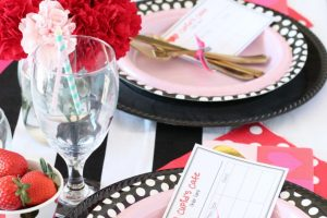 Cupid's Cafe Valentine's Day Dinner