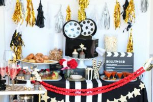 Girls Night Oscar Viewing Party Ideas