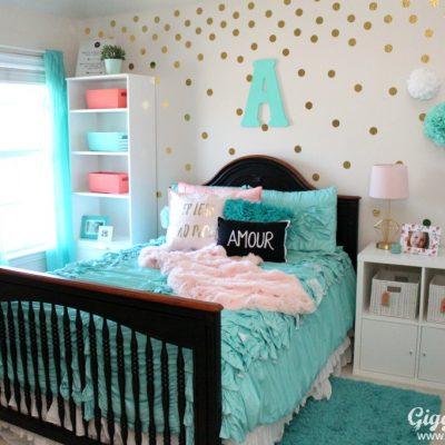Tackling a Tween Girl's Bedroom Makeover