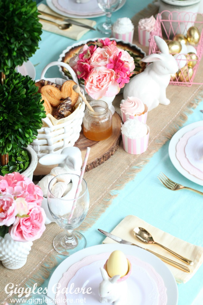 How To Create A Stylish Table Setting For Easter Brunch