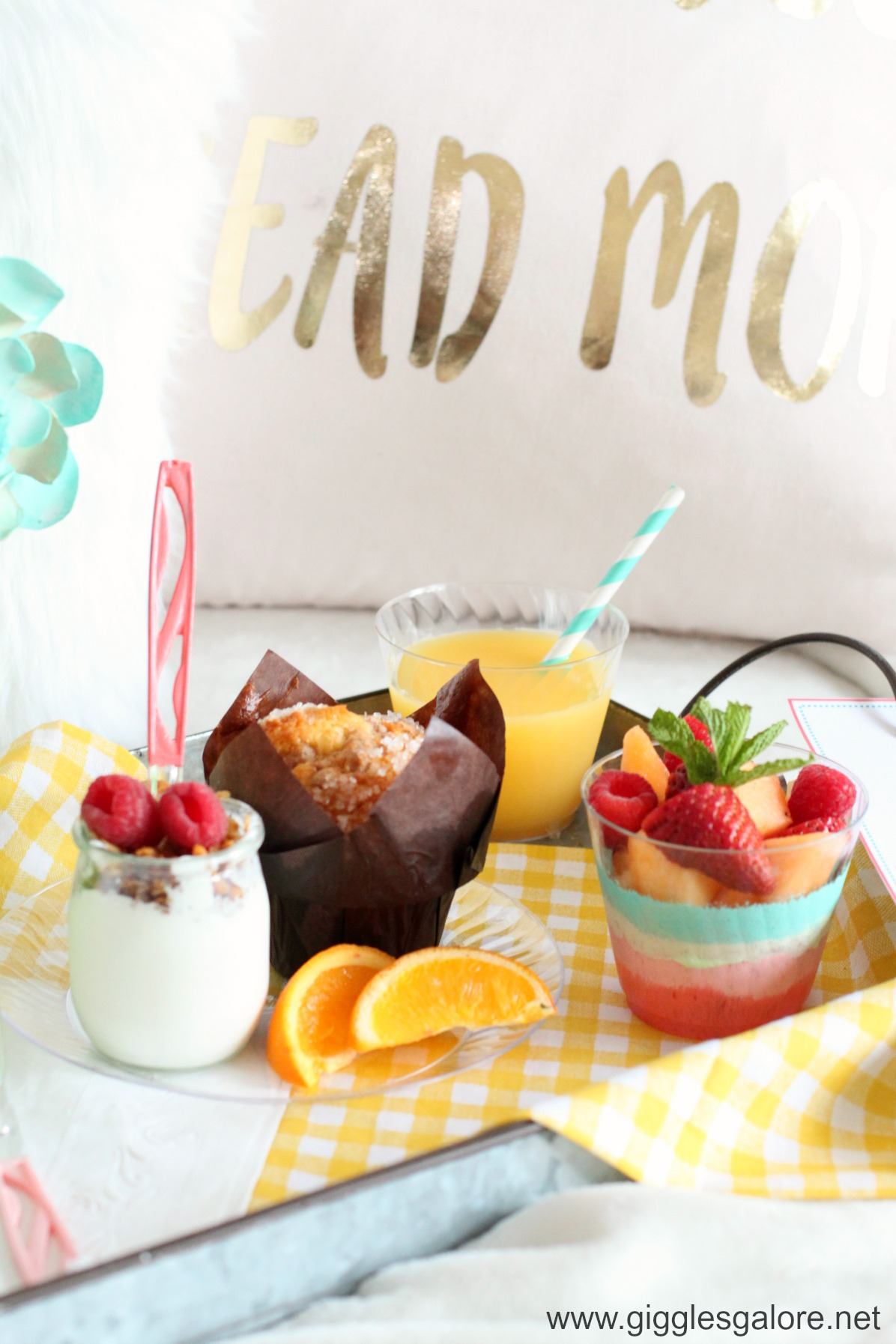 Sweet Mother S Day Breakfast In Bed Ideas