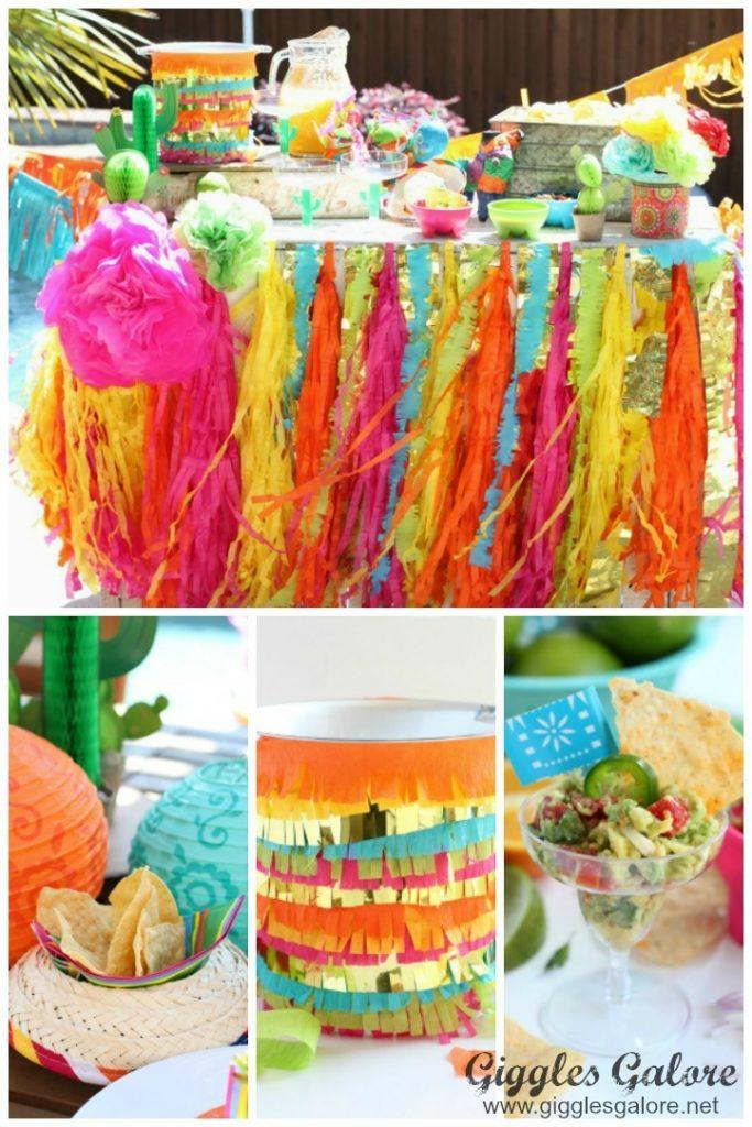 Colorful Cinco de Mayo Party