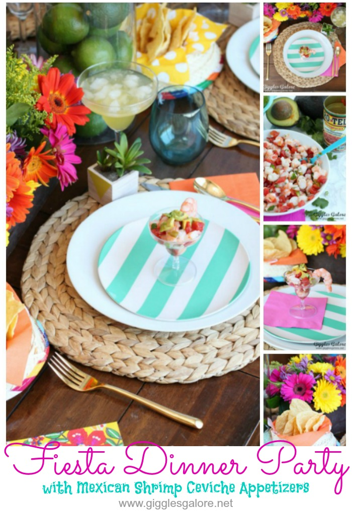 Fiesta dinner party giggles galore when i realized my date fell in may i knew without a doubt that i would be hosting a mexican themed fiesta dinner party forumfinder Choice Image