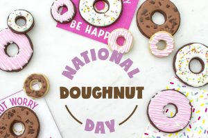 National Doughnut Day Blog Hop and Giveaway