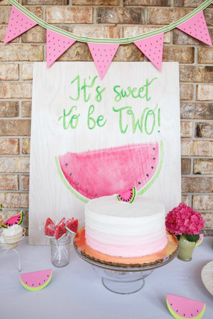Come check out all these sweet Watermelon Party Ideas!