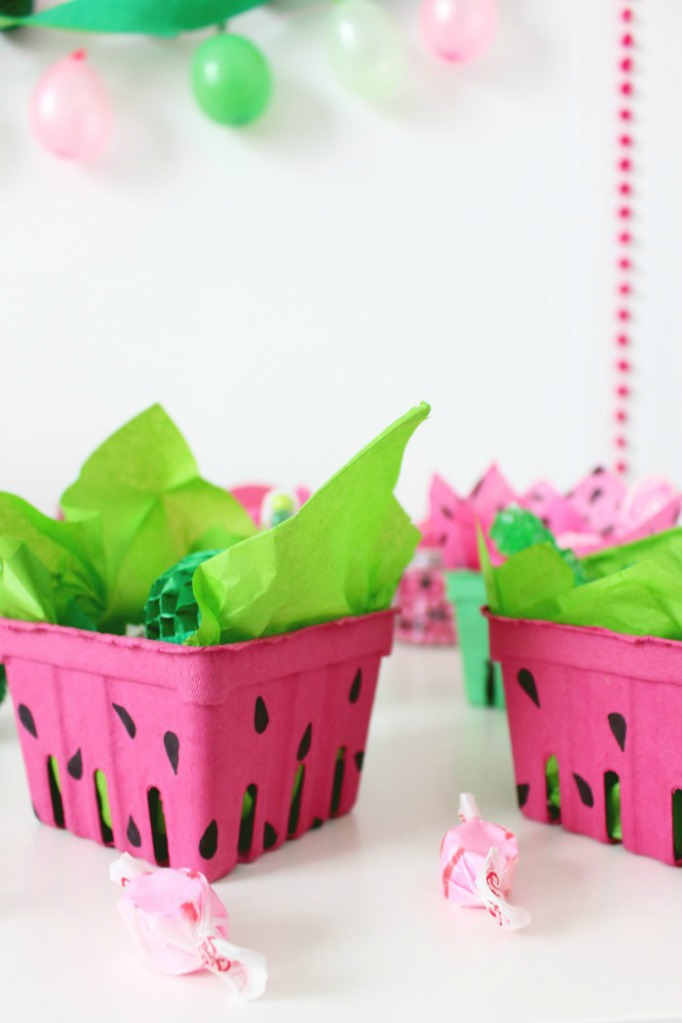 So many cute Watermelon Party Ideas to check out!