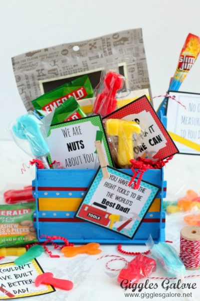 Diy fathers day tool kit gift idea