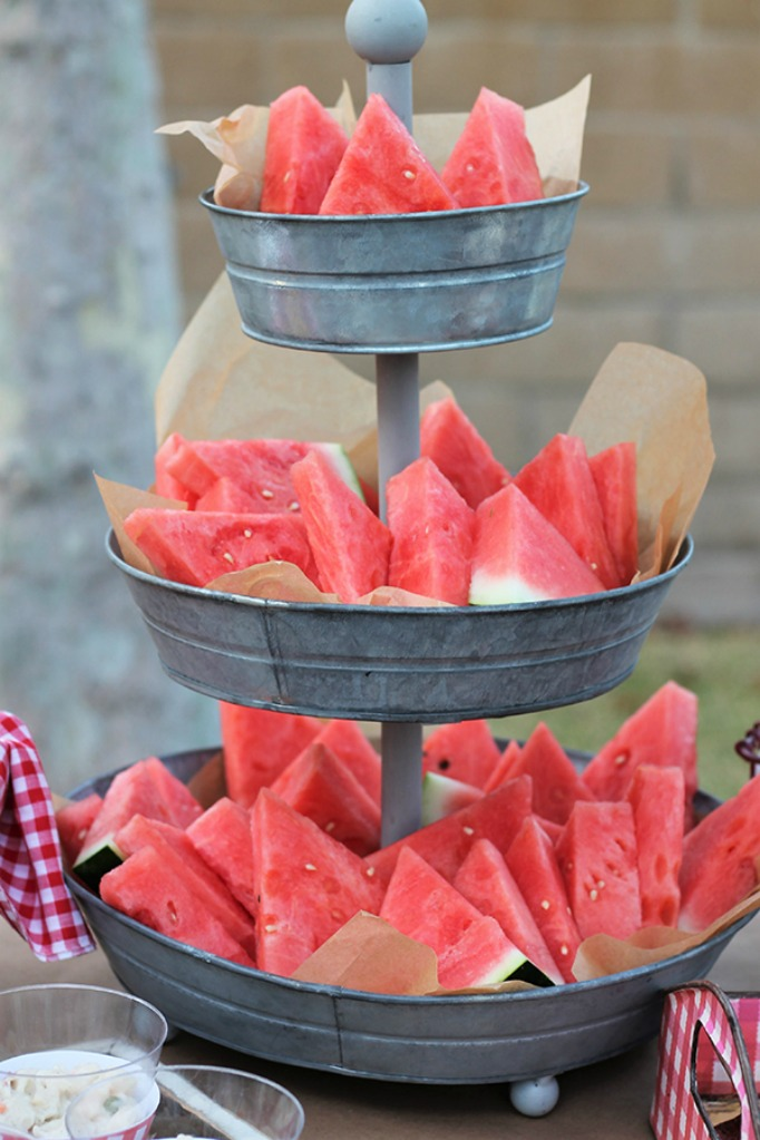 Come check out these sweet Watermelon Party Ideas!