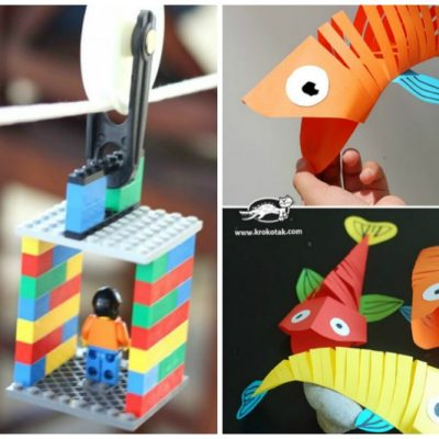 20 Summer Crafts for Boys