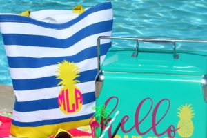 Summer essentials with cricut
