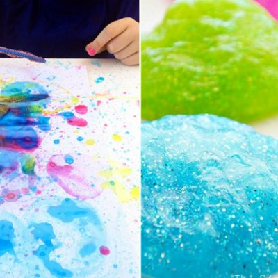 20 Summer Crafts for Girls