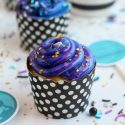Galactic Space Cupcakes