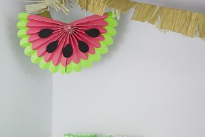 Simple Luau Party Ideas