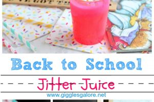 Back to School Jitter Juice
